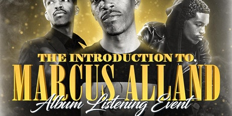 The Introduction to Marcus Alland Album Listening Event tickets