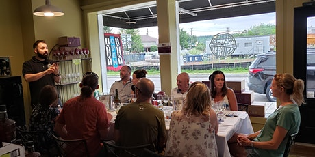Water Street Wine Classes 2021 tickets