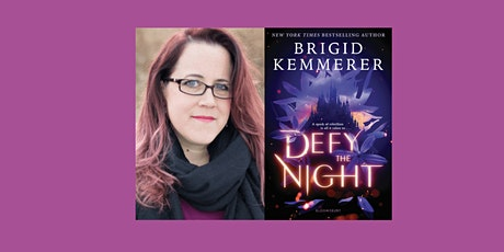 Brigid Kemmerer, author of Defy the Night - an in-store Boswell event tickets