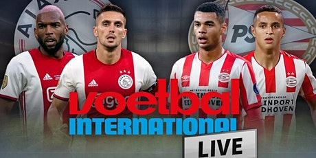ONLINE@!.PSV - Ajax LIVE OP TV 2021 tickets