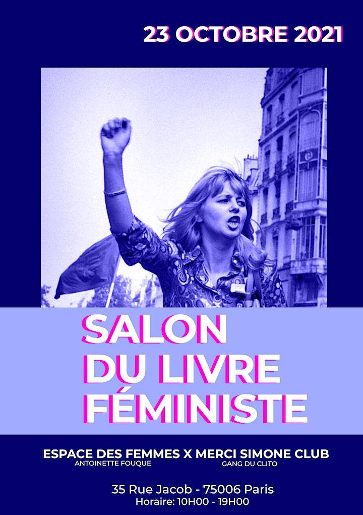 Image pour Salon du livre féministe 2021