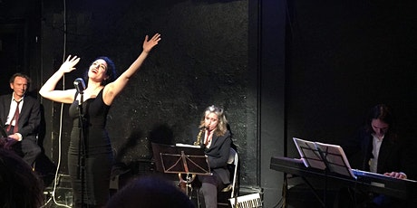 Jazz at George IV - Piaf remembered tickets