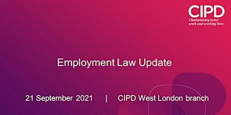Employment Law Update tickets