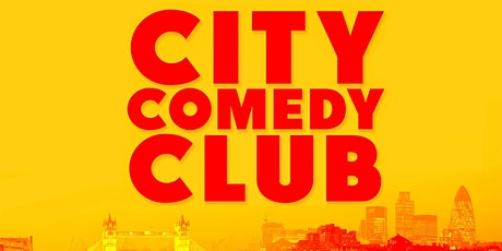 CITY COMEDY CLUB: EARLY SATURDAY SHOW tickets