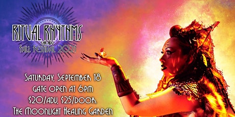Ritual Rhythms Fall Festival 2021 tickets