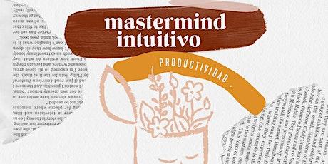 MASTERCLASS - Productividad. Como recuperar tiempo para tu emprendimiento entradas