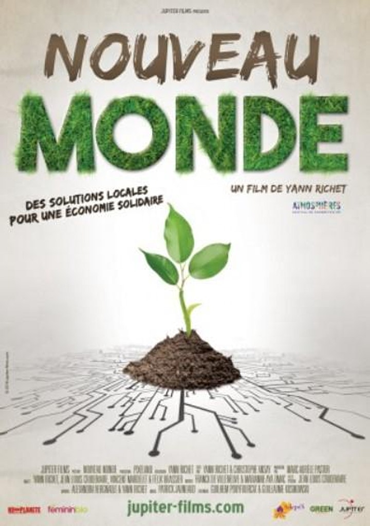 Image pour Projection de Documentaire : NOUVEAU MONDE