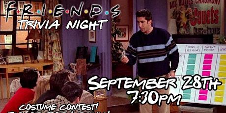 Friends Trivia Night! tickets