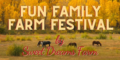 Fun Family Farm Festival tickets
