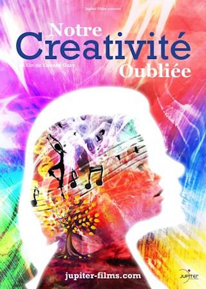 Image pour Projection de Documentaire : NOTRE CREATIVITE OUBLIEE