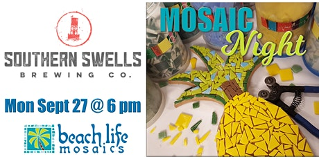 Crafts and Drafts: Mosaics in Jacksonville Beach tickets