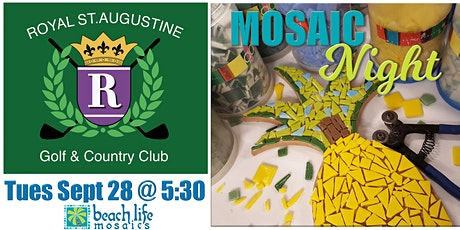 Mosaic Night at Royal St. Augustine Golf Club tickets