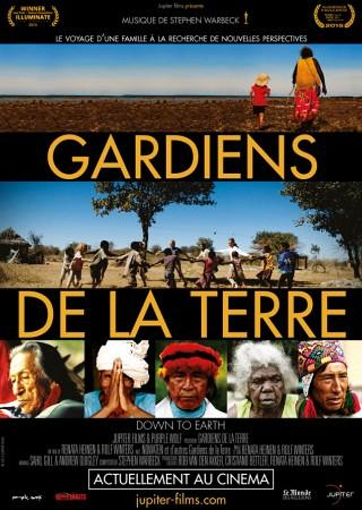 Image pour Projection de Documentaire : GARDIENS DE LA TERRE