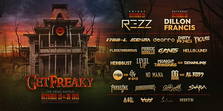 Get Freaky 2021 tickets
