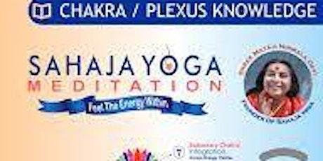 Free Sahaja Yoga Meditaiton Classes tickets