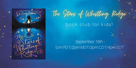 Kid Book Club for THE STARS OF WHISTLING RIDGE! tickets