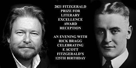 An Evening with Rick Bragg - 2021 Fitzgerald Literary Prize Recipent tickets