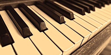 $50 Beginner Private Piano Lessons tickets