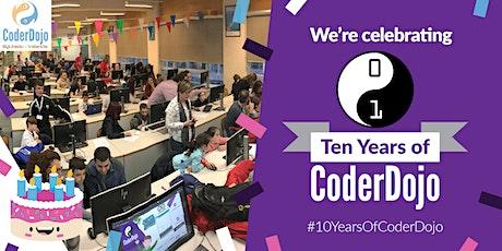 10 aniversario CoderDojo entradas