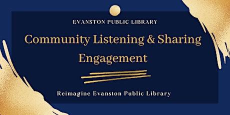 Evanston Public Library Engagement 8: November 9, 2021 entradas