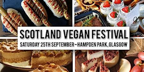 Scotland Vegan Festival tickets