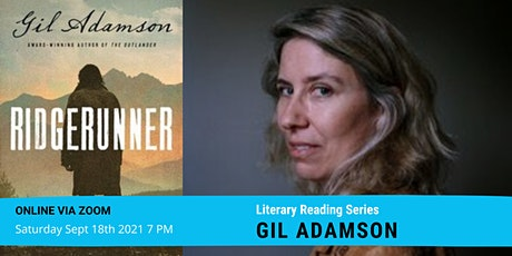 Literary Reading Series: Gil Adamson tickets