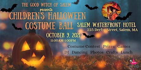 Children's Costume Ball tickets