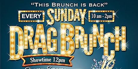 Drag Queen Sunday Brunch tickets
