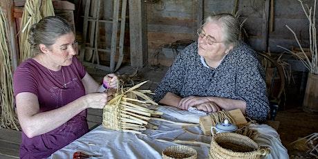 Heirloom Workshop Series: Basket Making tickets