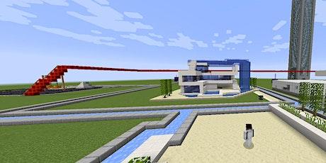 Minecraft: Wir bauen die Stadt der Zukunft Tickets