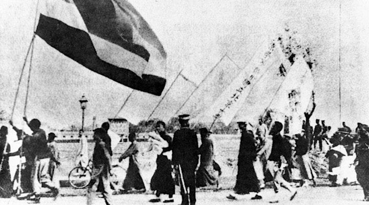 The Origin of Ideals: 1921 Screening + Q&A with Professor Astrid Nordin image