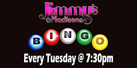 Drag Bingo Tuesday Nights tickets
