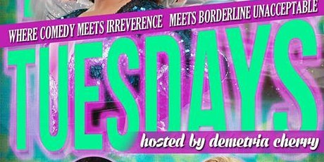 Twisted Tuesday's Comedy Drag Show tickets