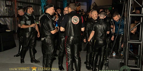 """Palm Springs Leather Pride Pool Party 1 """"Pre-Release"""" - MEN ONLY tickets"""