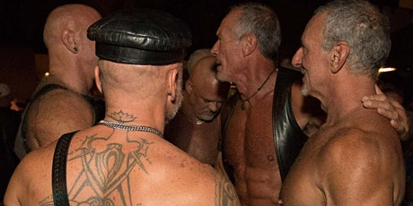 """Palm Springs Leather Pride 2021 - """"The Yard"""" Cruise Party & Vendor Mart tickets"""