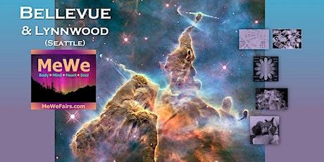 MeWe Metaphysics & Wellness Fair in Bellevue, 70+ Booths / 30+ Talks ($5) tickets