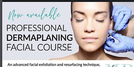 Dermaplaning Certificate Course tickets