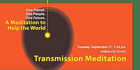 Introductory Transmission Meditation talk w/ meditation Tickets