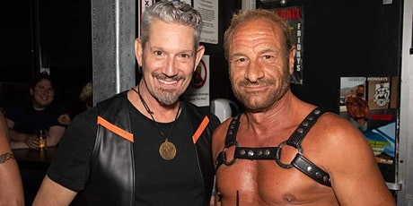 """Palm Springs Leather Pride 2021 Pool Party 2 """"Hard Time"""" - MEN ONLY tickets"""