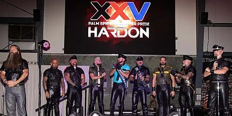 Palm Springs Leather Pride 2021 - Mr. Palm Springs Leather 2021 Competition tickets
