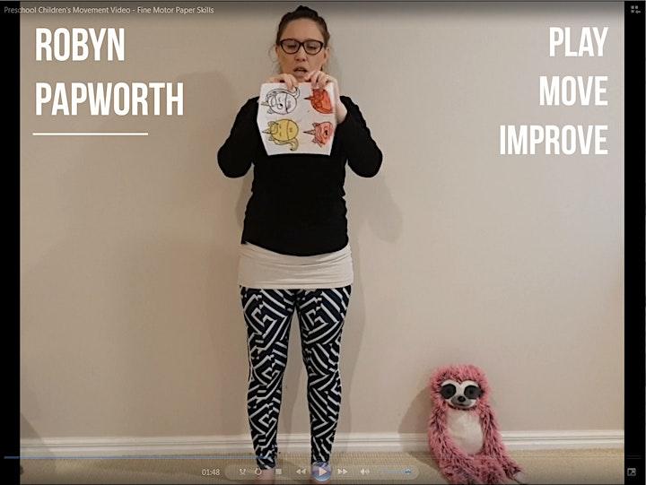 Play Move Improve Recordings image