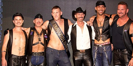 """Palm Springs Leather Pride 2021 Pool Party 3 - """"Victory"""" - MEN ONLY tickets"""