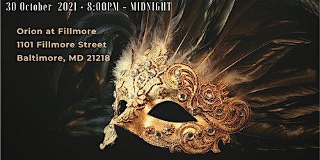 Embodying the Senses: A Masquerade Ball tickets