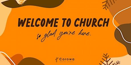 Corowa Baptist Church Sunday Gatherings tickets