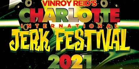 Charlotte International Jerk Fest tickets