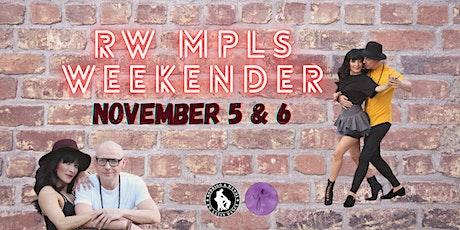 RW Minneapolis Weekender tickets
