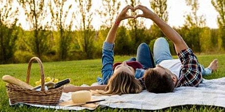 Pop-Up Picnic in the Park Couple Date Night+ 5 Love Languages (Self-Guided) tickets