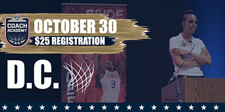 USA Basketball Coach Academy - Washington D.C. tickets