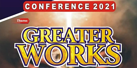 Greater Works Conference tickets