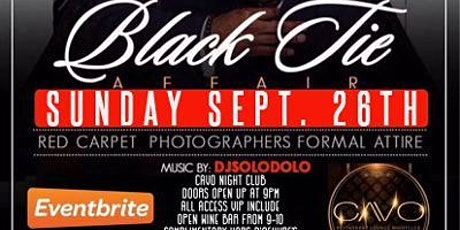 The Seventh Annual Steel City Black Tie Affair (make up date) tickets